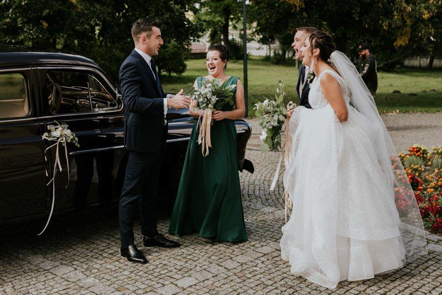 Najweselszy ślub roku - Fotografia Ślubna Częstochowa - Restauracja Kmicic 40