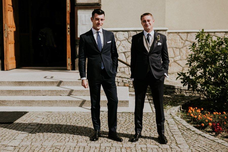 Najweselszy ślub roku - Fotografia Ślubna Częstochowa - Restauracja Kmicic 43