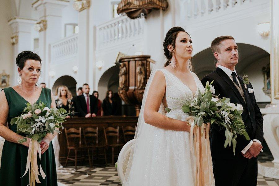 Najweselszy ślub roku - Fotografia Ślubna Częstochowa - Restauracja Kmicic 48