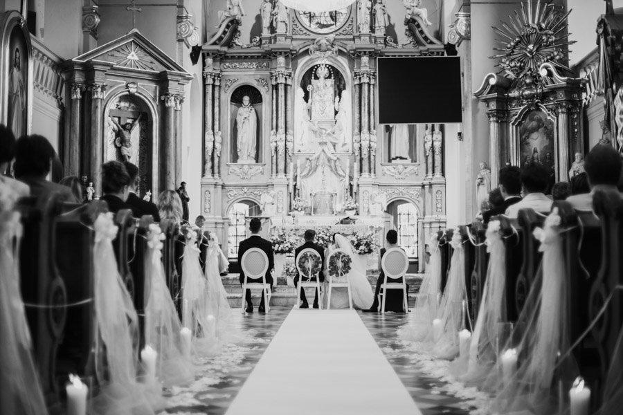 Najweselszy ślub roku - Fotografia Ślubna Częstochowa - Restauracja Kmicic 49