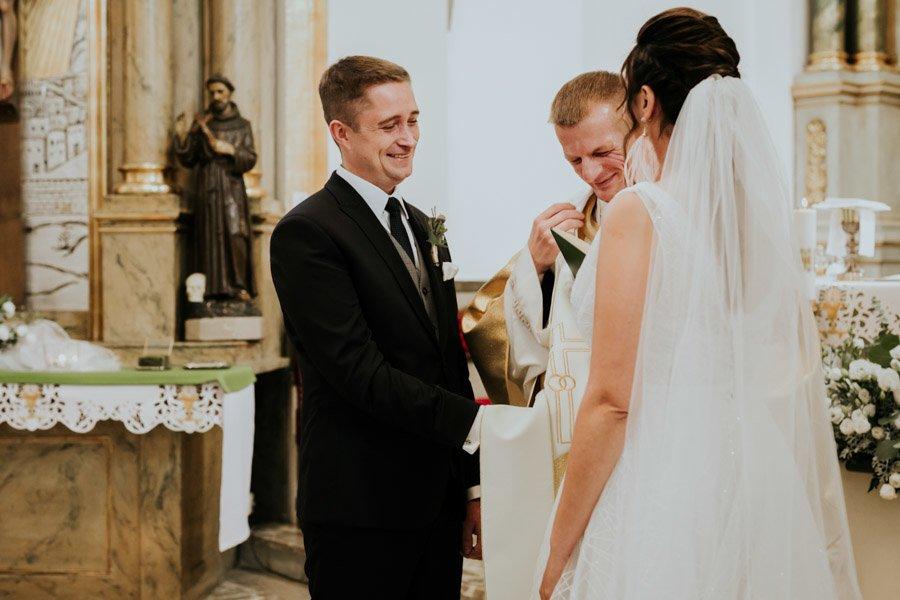 Najweselszy ślub roku - Fotografia Ślubna Częstochowa - Restauracja Kmicic 53