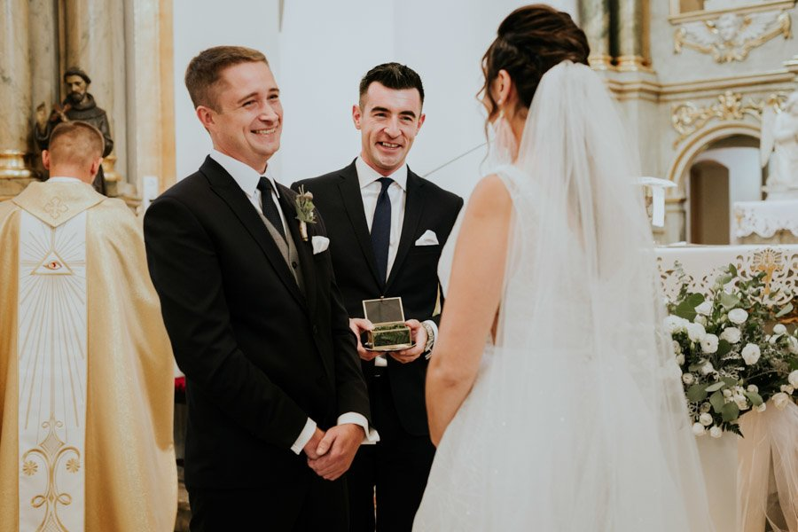 Najweselszy ślub roku - Fotografia Ślubna Częstochowa - Restauracja Kmicic 56