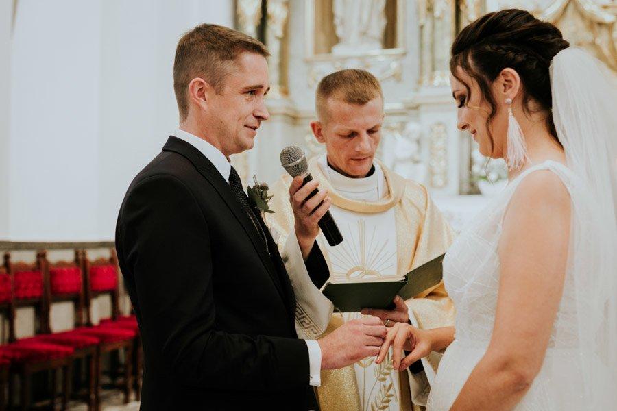 Najweselszy ślub roku - Fotografia Ślubna Częstochowa - Restauracja Kmicic 58