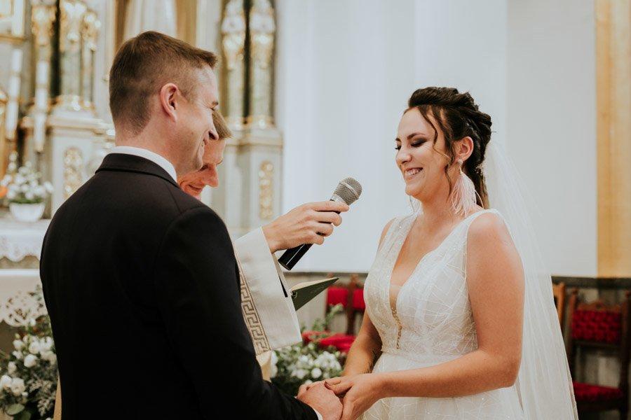 Najweselszy ślub roku - Fotografia Ślubna Częstochowa - Restauracja Kmicic 59