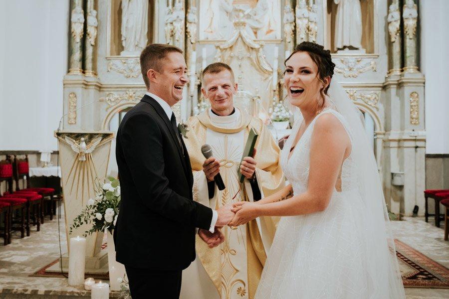 Najweselszy ślub roku - Fotografia Ślubna Częstochowa - Restauracja Kmicic 60