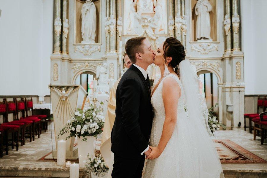 Najweselszy ślub roku - Fotografia Ślubna Częstochowa - Restauracja Kmicic 61