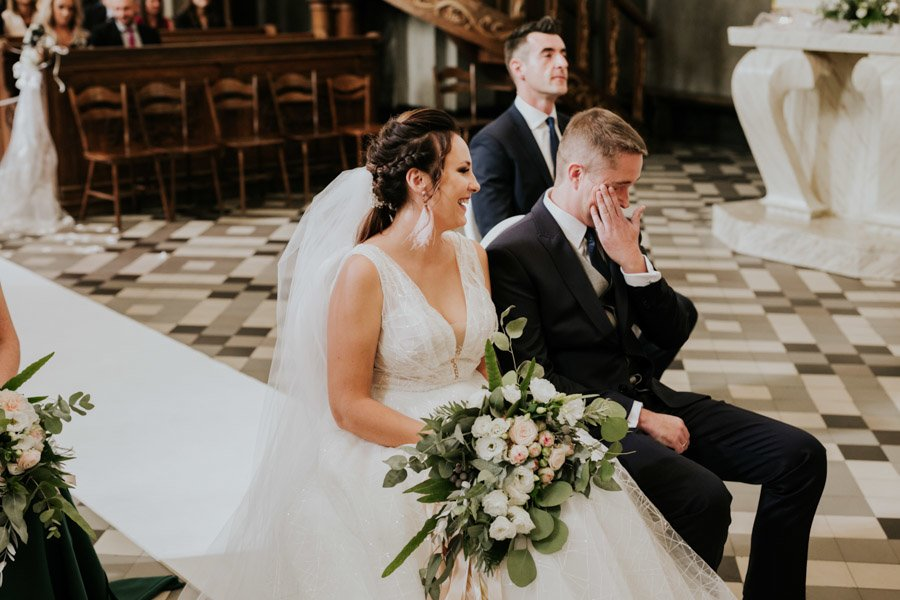 Najweselszy ślub roku - Fotografia Ślubna Częstochowa - Restauracja Kmicic 62