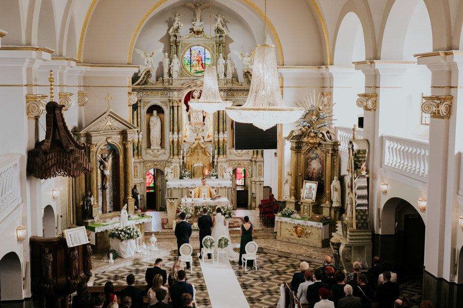 Najweselszy ślub roku - Fotografia Ślubna Częstochowa - Restauracja Kmicic 63