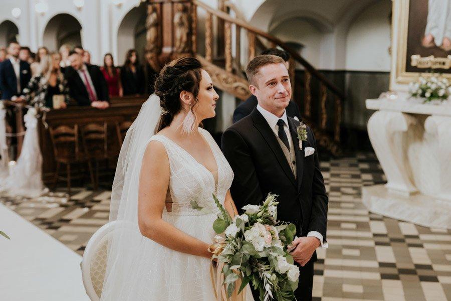 Najweselszy ślub roku - Fotografia Ślubna Częstochowa - Restauracja Kmicic 64