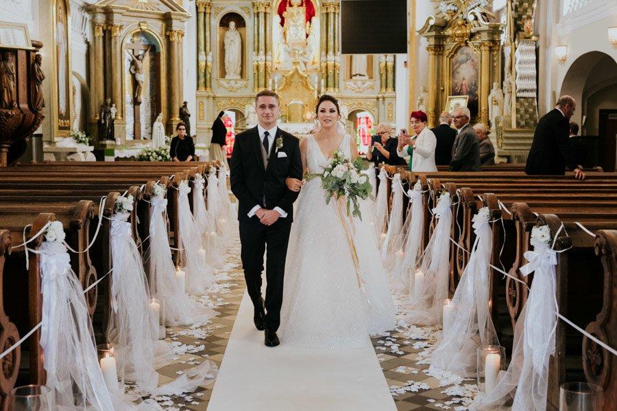 Najweselszy ślub roku - Fotografia Ślubna Częstochowa - Restauracja Kmicic 65