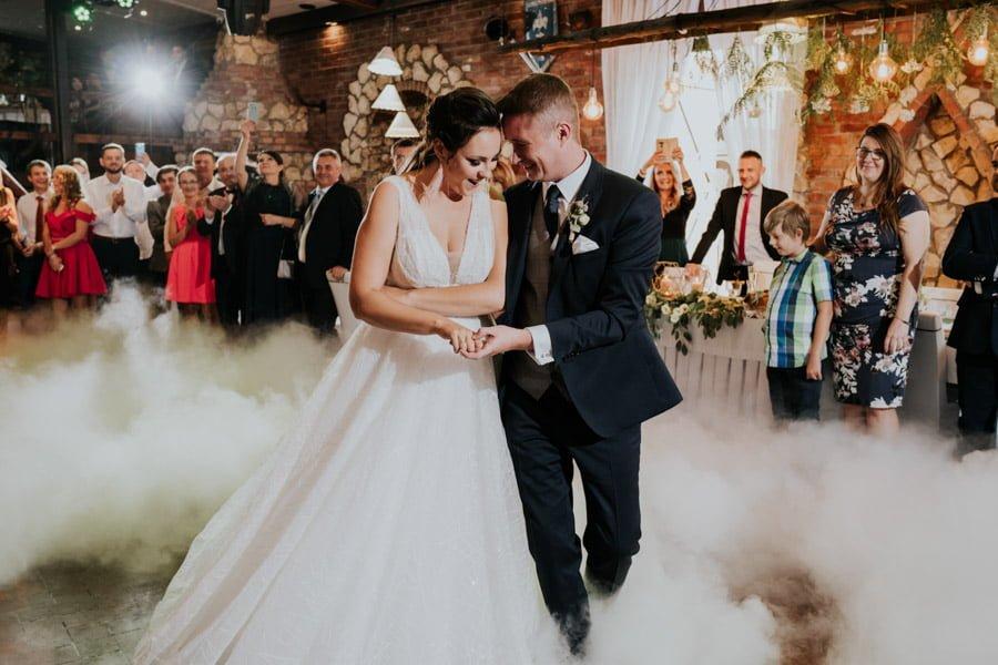 Najweselszy ślub roku - Fotografia Ślubna Częstochowa - Restauracja Kmicic 78