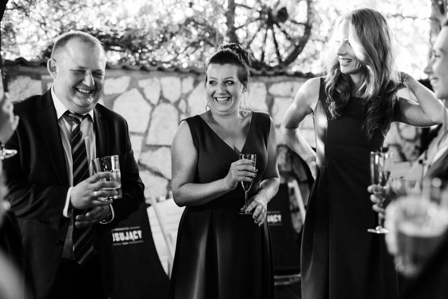 Najweselszy ślub roku - Fotografia Ślubna Częstochowa - Restauracja Kmicic 85