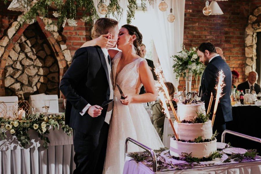 Najweselszy ślub roku - Fotografia Ślubna Częstochowa - Restauracja Kmicic 91