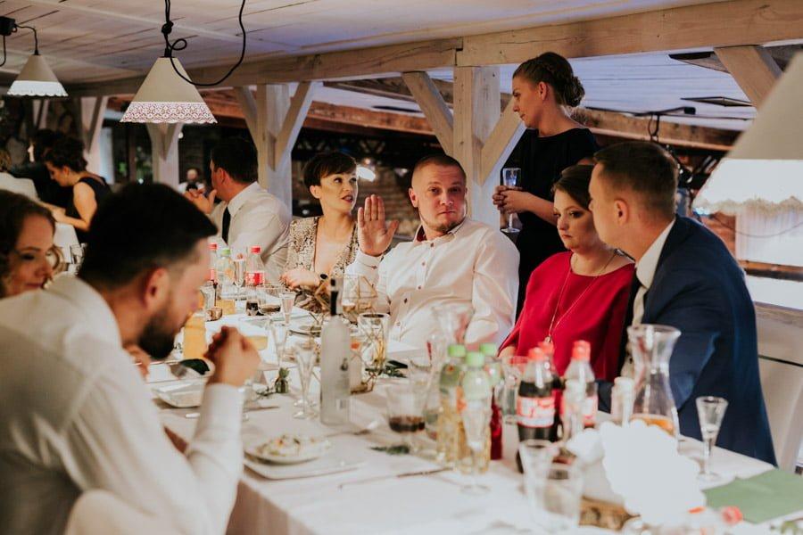 Najweselszy ślub roku - Fotografia Ślubna Częstochowa - Restauracja Kmicic 92