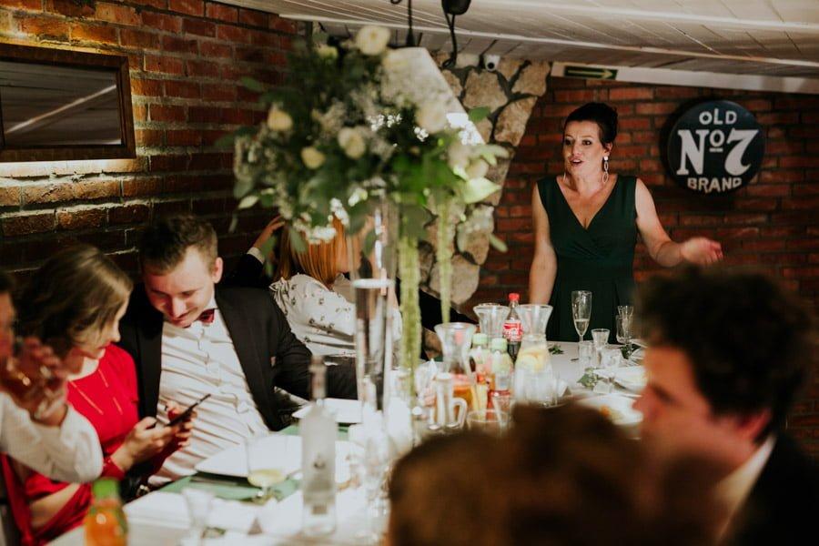Najweselszy ślub roku - Fotografia Ślubna Częstochowa - Restauracja Kmicic 93