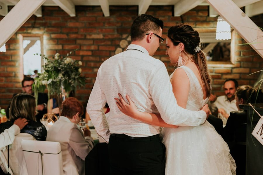 Najweselszy ślub roku - Fotografia Ślubna Częstochowa - Restauracja Kmicic 94